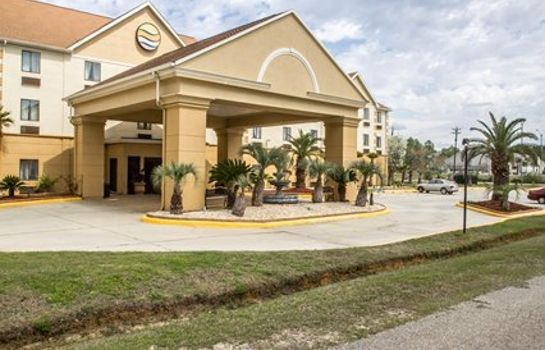 Vista exterior Quality Inn Biloxi