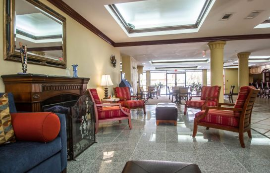 Hall de l'hôtel Quality Inn Biloxi