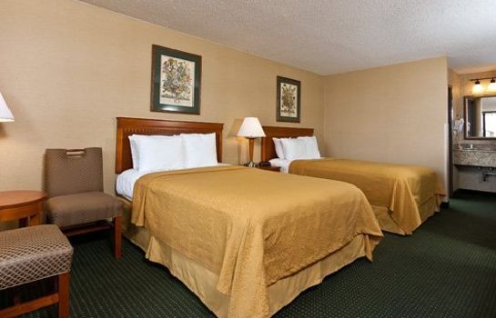 Chambre Quality Inn Columbus