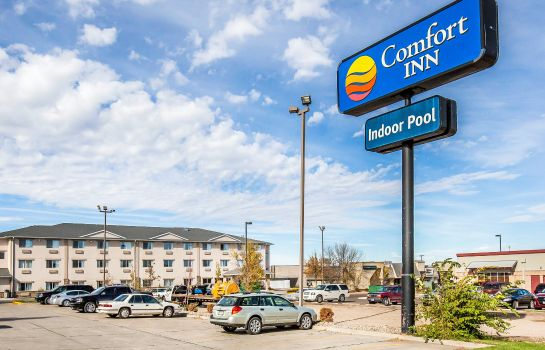 Exterior view Comfort Inn Great Falls