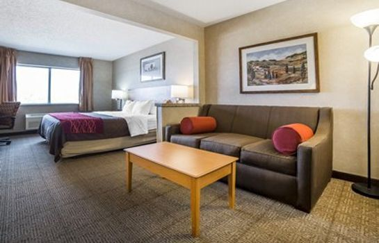 Suite Comfort Inn Great Falls