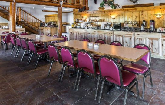 Restauracja Comfort Inn Yellowstone North