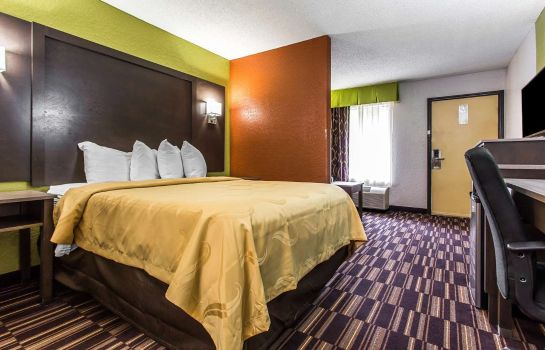 Suite QUALITY INN ALBEMARLE