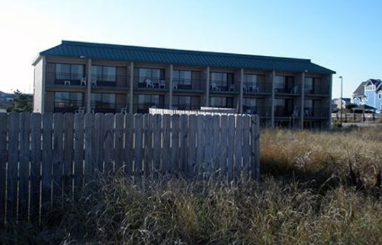 Vista esterna Quality Inn Carolina Oceanfront