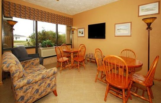 Hotelhalle Quality Inn Carolina Oceanfront