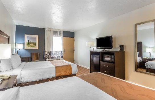 Zimmer Quality Inn Carolina Oceanfront