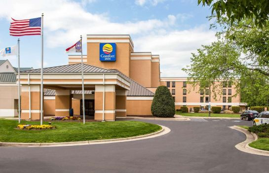 Exterior view Comfort Inn University Durham - Chapel H Comfort Inn University Durham - Chapel H