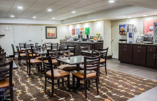 Restauracja Comfort Inn University Durham - Chapel Hill