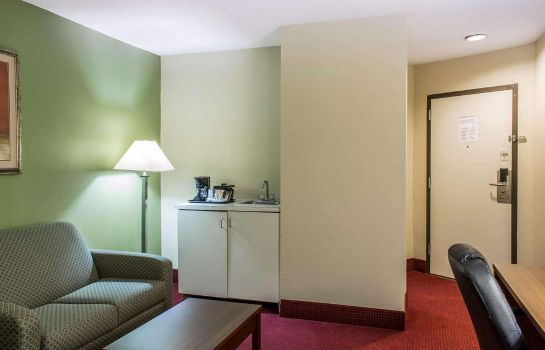 Suite Quality Inn Selma