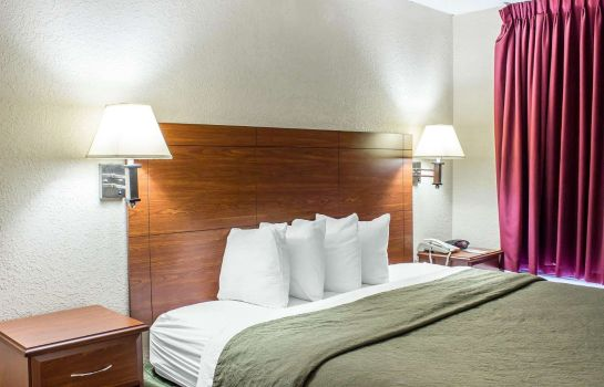 Chambre double (confort) Quality Inn Selma