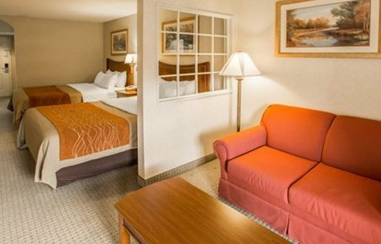 Suite Rodeway Inn & Suites On The River