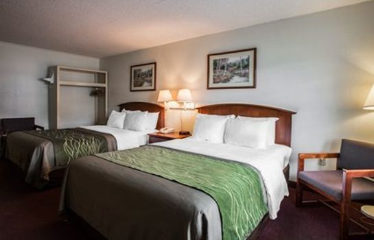 Room Rodeway Inn & Suites On The River