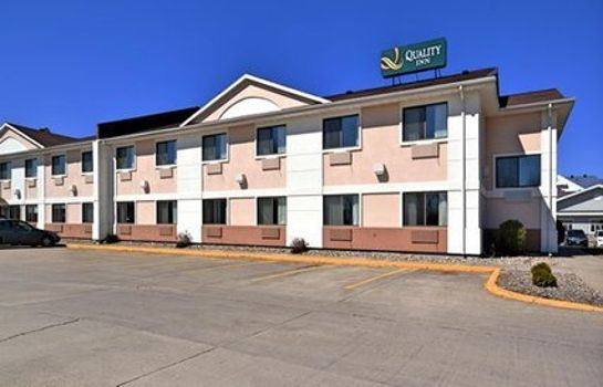 Buitenaanzicht Quality Inn Columbia Mall