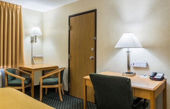 Suite Quality Inn Columbia Mall