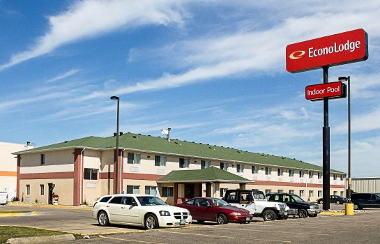 Vista exterior Econo Lodge West