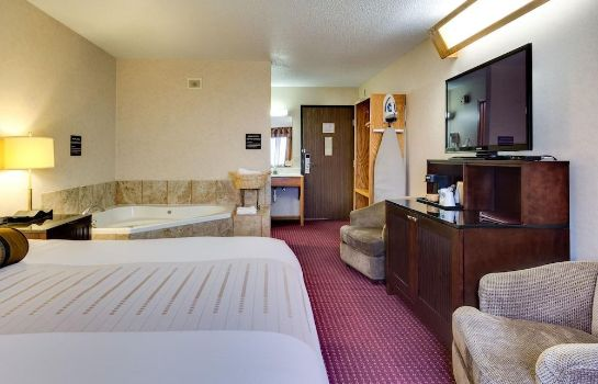 Standardzimmer Fireside Inn & Suites