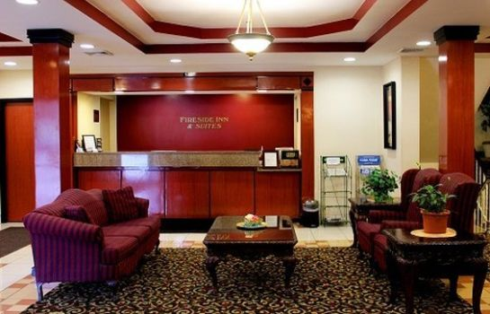 Hotelhal FIRESIDE INN AND SUITES