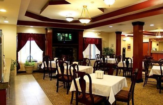 Restaurant FIRESIDE INN AND SUITES