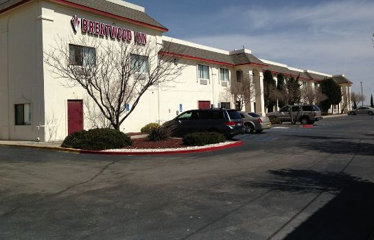 Exterior view Brentwood Inn & Suites