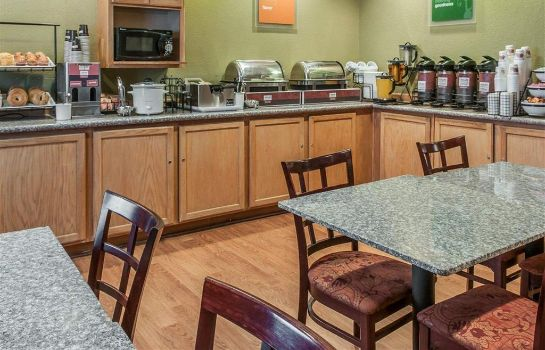 Restaurant Quality Inn and Suites Farmington