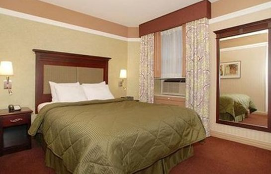 Kamers The Broadway @ Times Square Hotel