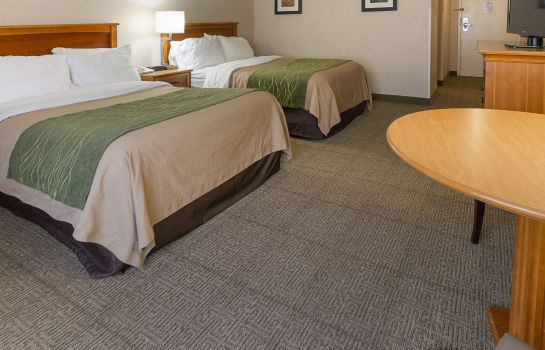 Zimmer Comfort Inn Carrier Circle