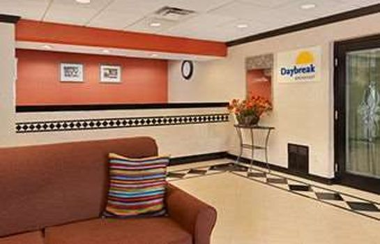 Hotelhalle Days Inn Albany Airport