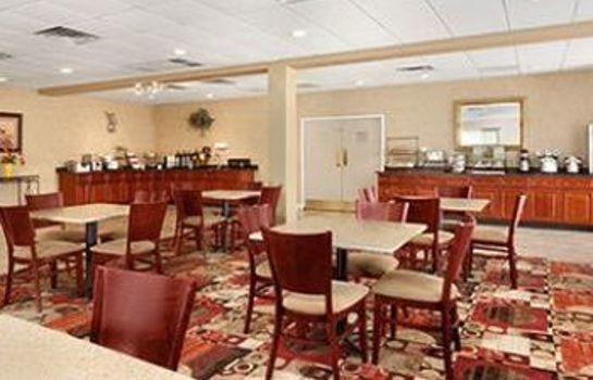 Restaurant Days Inn Albany Airport
