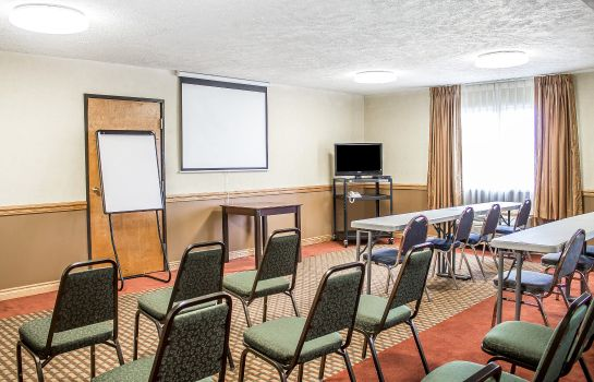 Conference room Quality Inn Elyria