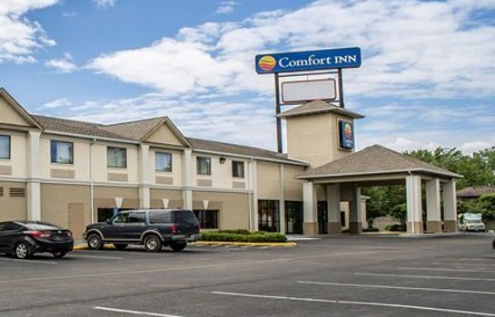 Exterior view Comfort Inn North Conference Center