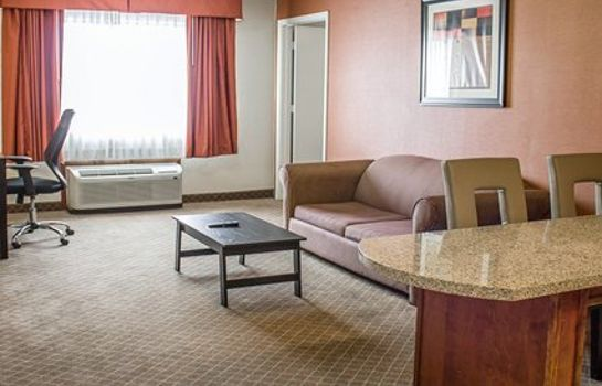 Suite Comfort Inn North Conference Center