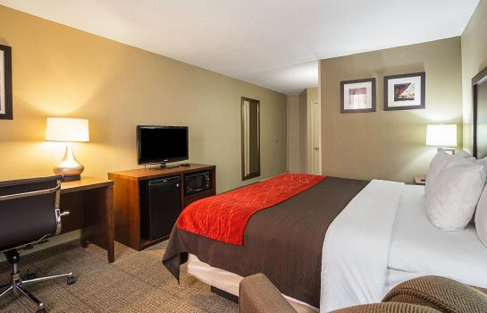 Chambre Comfort Inn Downtown