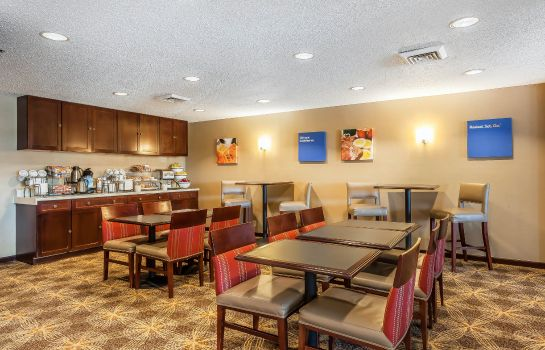 Restaurante Comfort Inn - Hall of Fame