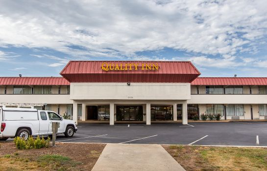 Vue extérieure Quality Inn and Suites Easley