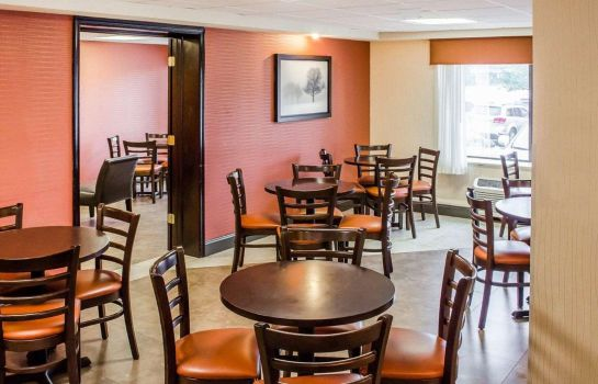 Restaurante Quality Inn Riverfront
