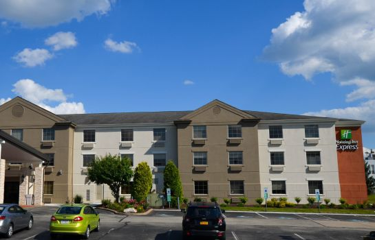 Außenansicht Holiday Inn Express PITTSBURGH-BRIDGEVILLE