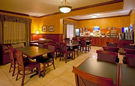 Restaurant Holiday Inn Express PITTSBURGH-BRIDGEVILLE