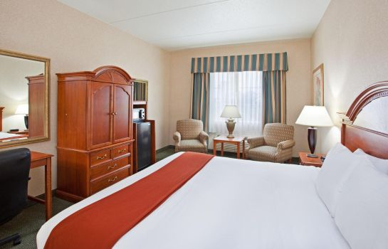 Zimmer Holiday Inn Express PITTSBURGH-BRIDGEVILLE