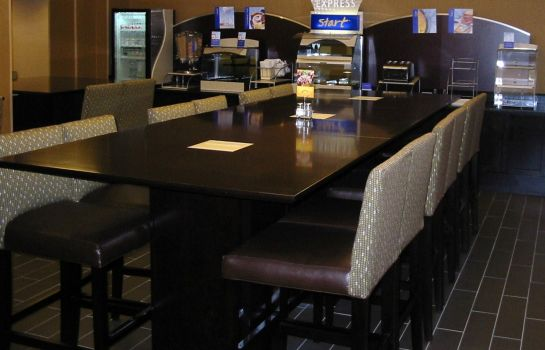Restaurant Holiday Inn Express PHILADELPHIA - PENNS LANDING