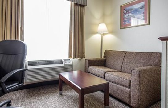 Suite Comfort Inn & Suites Ft.Jackson Maingate
