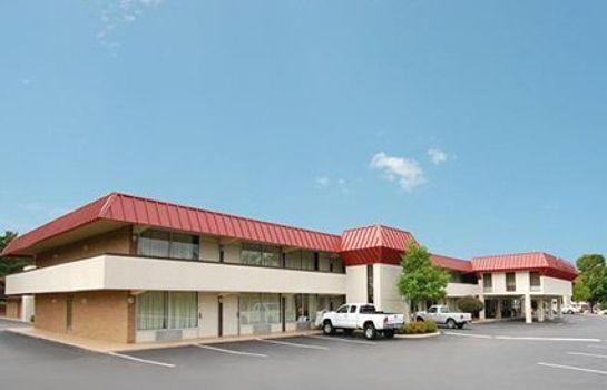 Exterior view Quality Inn & Suites Easley