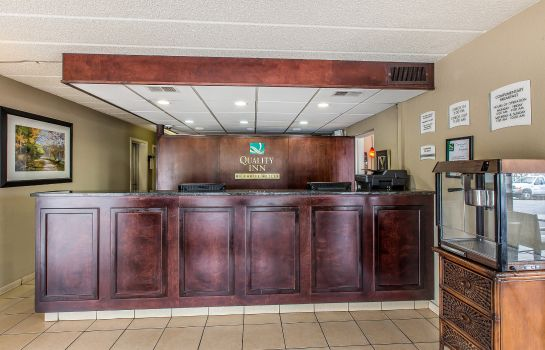 Hotelhalle Quality Inn and Suites Easley