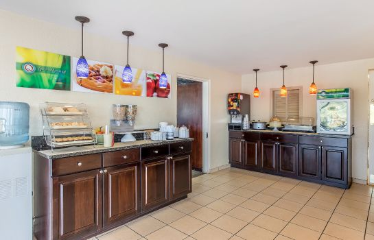 Restaurant Quality Inn and Suites Easley