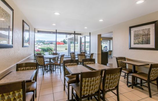 Restaurant Quality Inn & Suites Easley