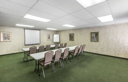 Conference room Quality Inn & Suites Easley