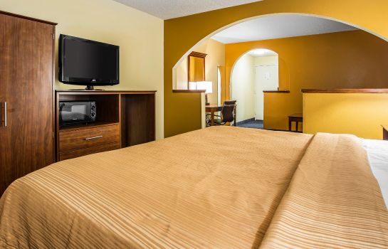 Suite Quality Inn Mullins