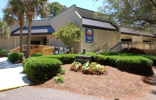 Außenansicht Holiday Inn Express HILTON HEAD ISLAND