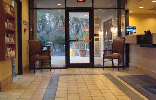Hotelhalle Holiday Inn Express HILTON HEAD ISLAND