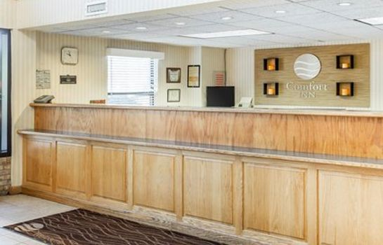 Hotelhalle Comfort Inn Surfside Beach