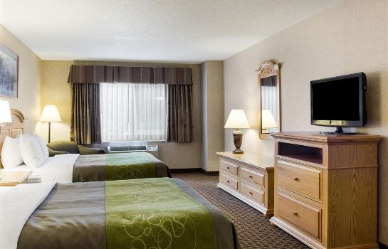 Camera Comfort Inn and Suites Custer